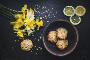 come fare un blog di cucina: foto biscotti mandorle